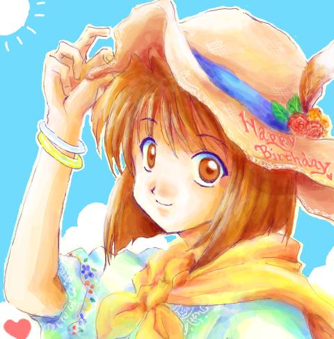 Hình vẽ Anzu Mazaki bộ YugiOh (vua trò chơi) - Page 6 2_Anzup_46