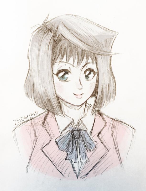 Hình vẽ Anzu Mazaki bộ YugiOh (vua trò chơi) - Page 32 6_Anzup_101
