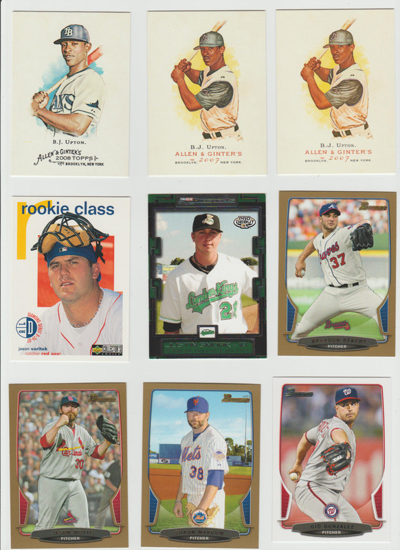 BB Cards F/S .10 cents Each (NEW LIST) Scanned Adding More 038