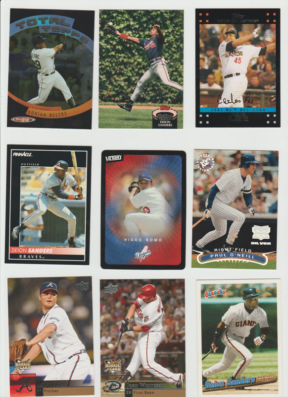 BB Cards F/S .10 cents Each (NEW LIST) Scanned Adding More 063