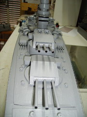 Acorazado Littorio RC 270