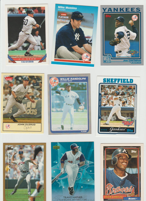 BB Cards F/S .10 cents Each (NEW LIST) Scanned Adding More 025