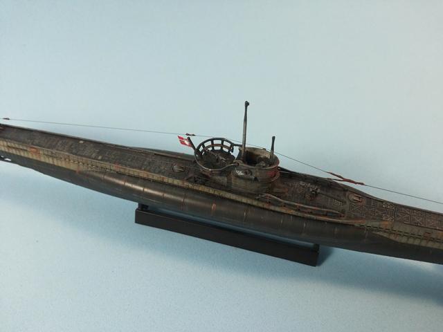 U-Boat Type VII C - Revell 1/350 U_Boat_43