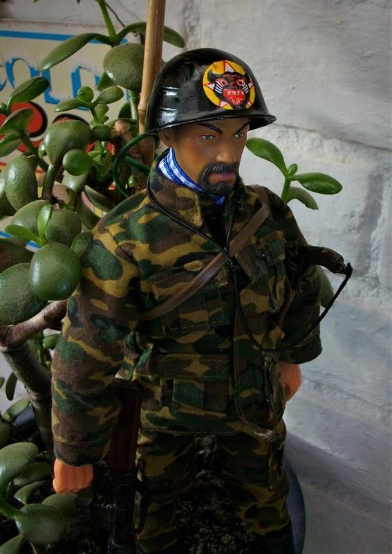 Vietnam ARVN (BietDong Quan) Black Cat Ranger Kitbash IMGP6708