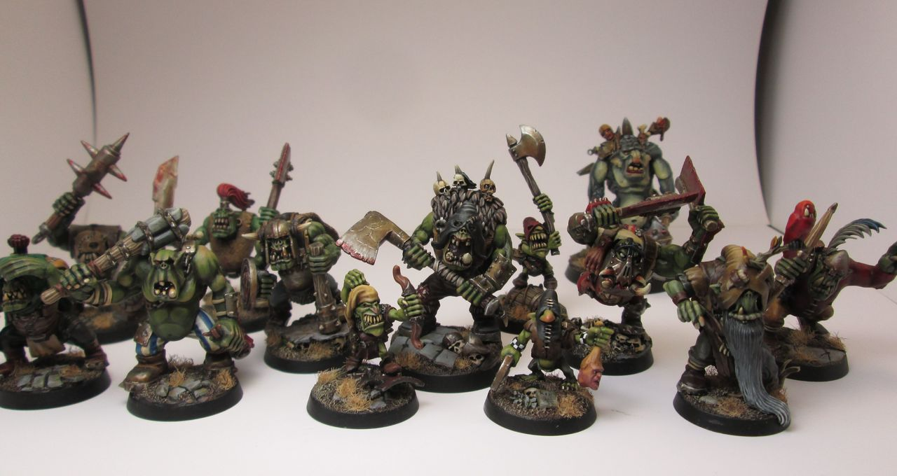 My Orc Warband Bandaorcoboia_2