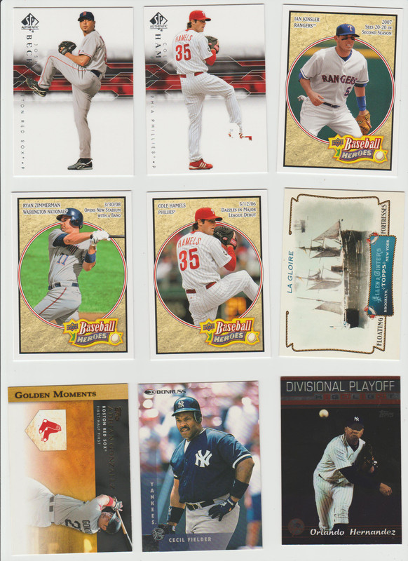 BB Cards F/S .10 cents Each (NEW LIST) Scanned Adding More 016