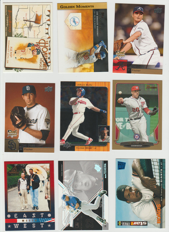 BB Cards F/S .10 cents Each (NEW LIST) Scanned Adding More 013