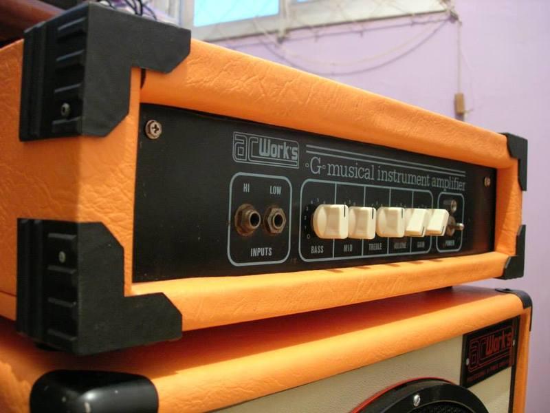 ACWorks Professional HI-Power Amplifier (Reforma) - Página 2 36