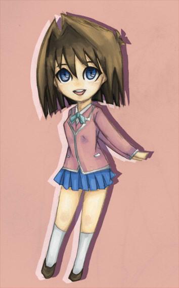Hình vẽ Anzu Mazaki bộ YugiOh (vua trò chơi) - Page 34 6_Anzup_249