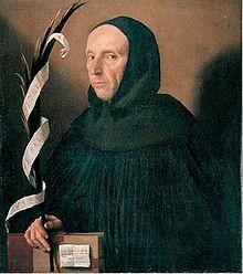 Dish of the Day - II - Page 3 Portrait_of_Girolamo_Savonarola_1524
