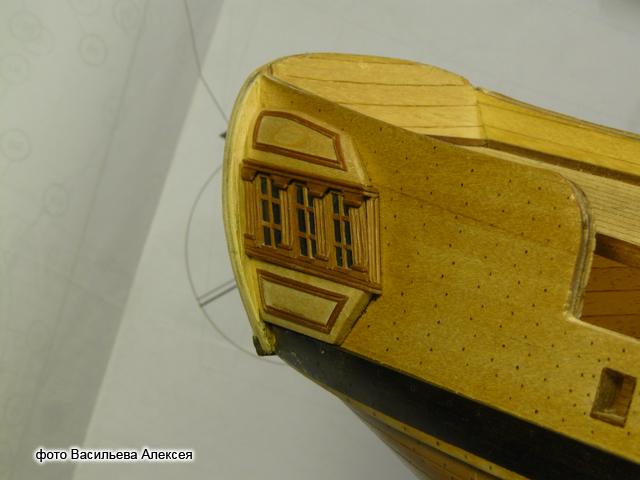 """Собирательный образ пиратского корабля """"CORSAIR"""" масштаб 1:80 фирмы OCCRE 3rFpi"""