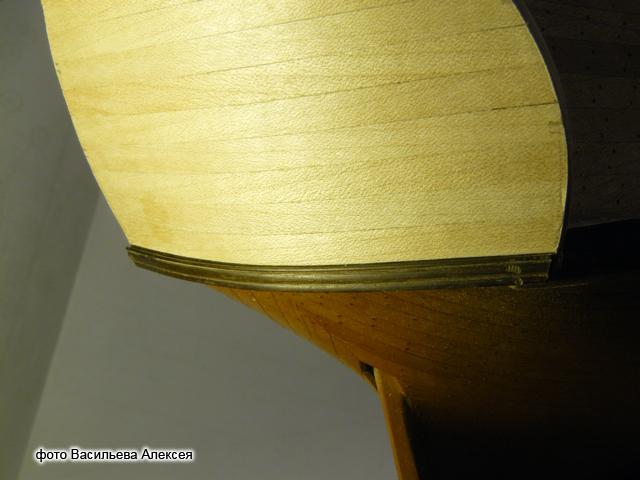 """Собирательный образ пиратского корабля """"CORSAIR"""" масштаб 1:80 фирмы OCCRE CrUOs"""