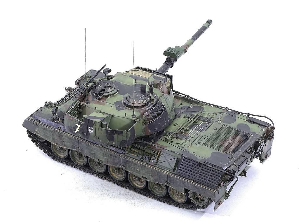 Leopard 1A5 Meng 1/35 EWGP5