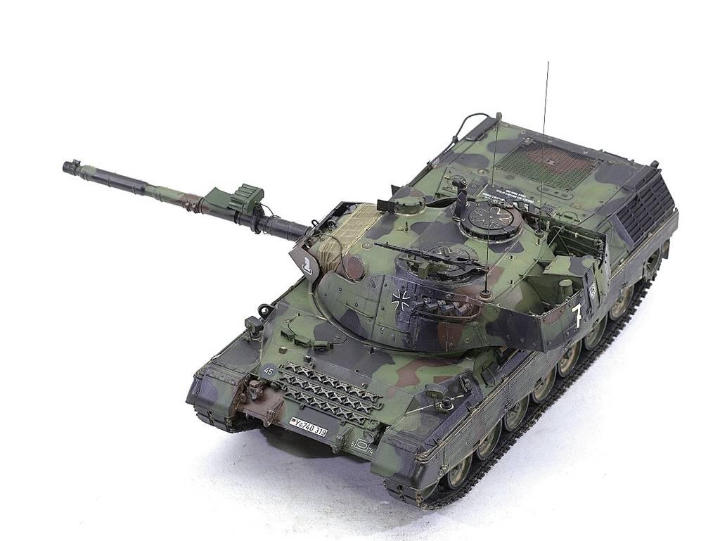 Leopard 1A5 Meng 1/35 SVFL5