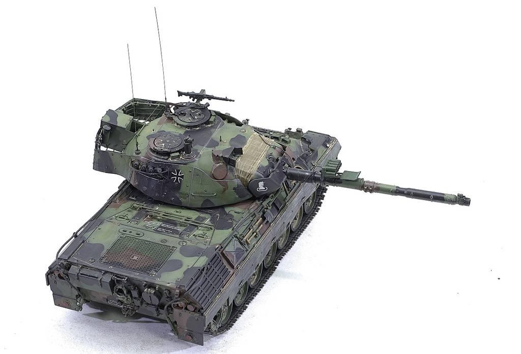 Leopard 1A5 Meng 1/35 VGr49