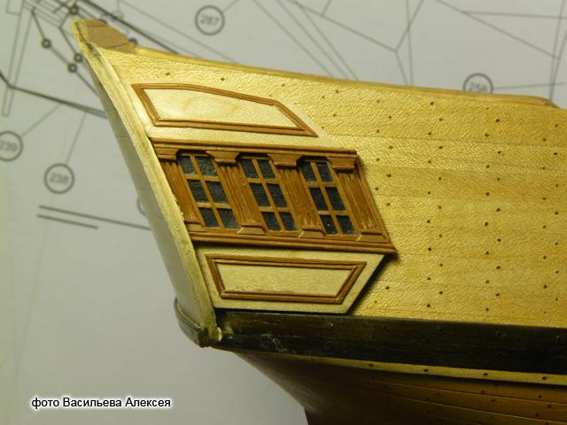 """Собирательный образ пиратского корабля """"CORSAIR"""" масштаб 1:80 фирмы OCCRE YjJAn"""