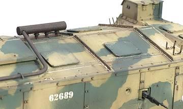 Saint Chamond М2 Takom 1/35 P9WAs
