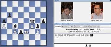 Сергей Карякин QKp82