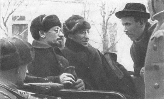 """Расказачивание"" - политика геноцида Т(а)роцкого и Свердлова O0QIW"