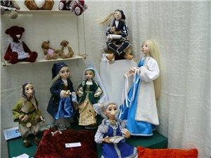 Время кукол № 6 Международная выставка авторских кукол и мишек Тедди в Санкт-Петербурге - Страница 2 C809f07bb8f0t