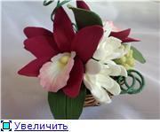 Цветы ручной работы из полимерной глины - Страница 5 50205366c16at