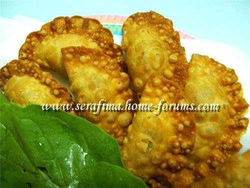 Самбуса домашняя (самбусик). Арабская кухня Sambusa. Sambosa 282669f194b1