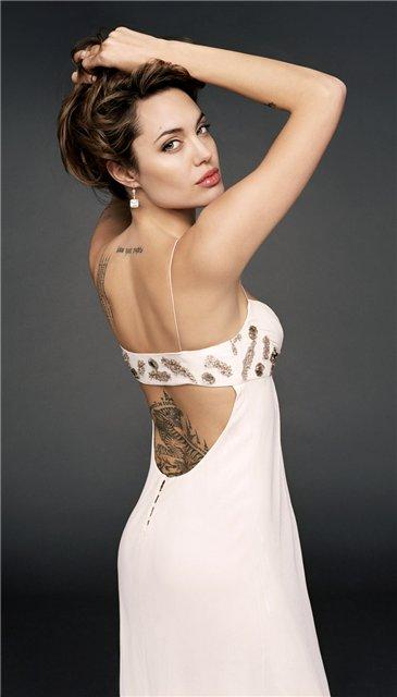 Анжелина Джоли / Angelina Jolie - Страница 2 2573fddf8f01