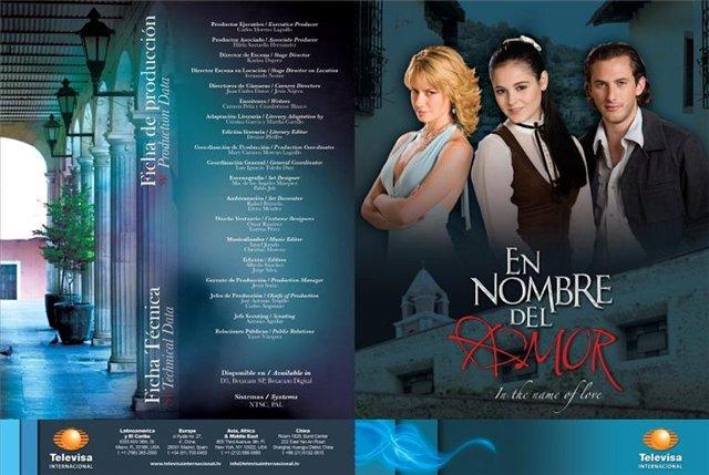 Во имя любви/En Nombre del Amor - Страница 2 6f096651e254