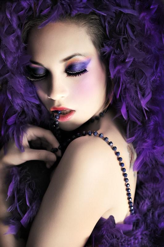 Zanimljivi make up - make up artist Da50f57a8f5e