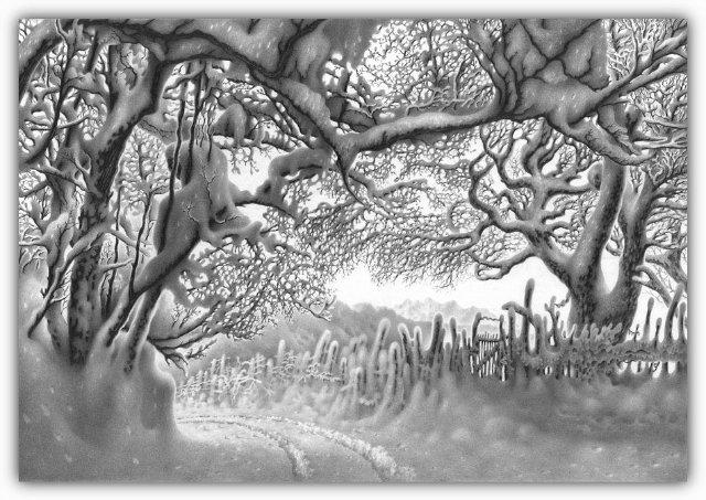 Снег, согревающий душу (Доленджашвили Г.) Fd97101ca297