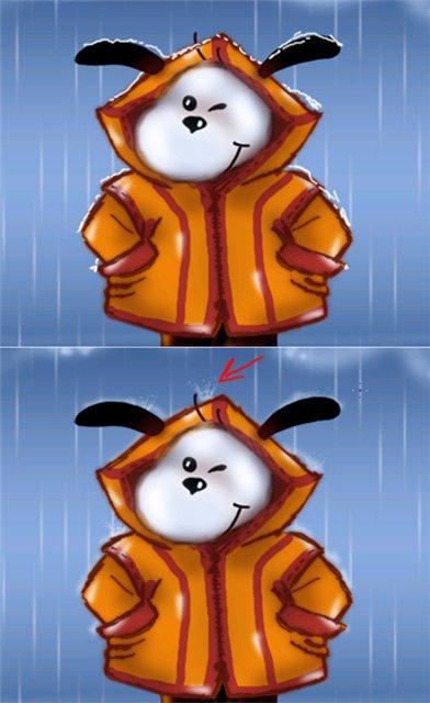 Урок №1 Анимация дождя 29ccd45dff0a