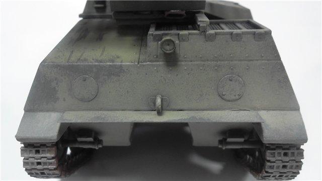 Катюша БМ-8-24 на Т-40, 1/35, (Старт) 8f2a40ae9087