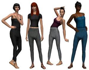Повседневная одежда (юбки, брюки, шорты) - Страница 2 2795af73a66b