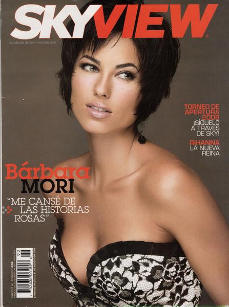 Барбара Мори/Barbara Mori - Страница 4 E9f48aa98813