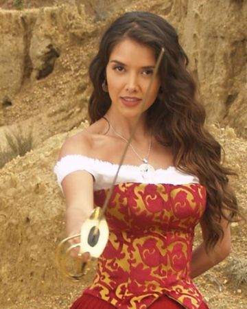 Зорро: шпага и роза/Zorro: La Espada y la Rosa 85384723cf13