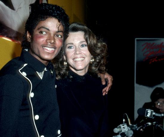 Michael Jackson Com Famosos Fbfacc14f85a