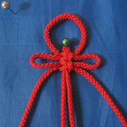 Ажурная плетёная тесьма E585c6920120