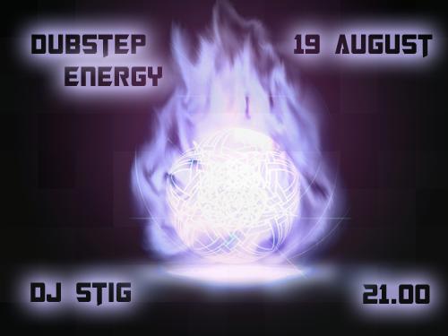 """DJ STIG with summer dubstep party """"DUBSTEP ENERGY"""" 1dba7fbc8b3a"""