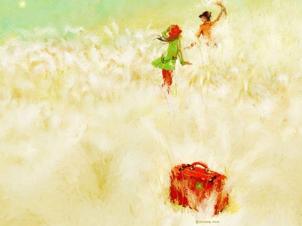 Корейская художница Christian Asuh 83f0ef5229ca