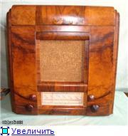 "1934-35 год. Радиоприемник ""Eiropafons 35"". (A. Leibovic). 1f39bd57d8a5t"