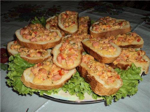 "Бутерброды ""Вкус лета"" 896340380a15"