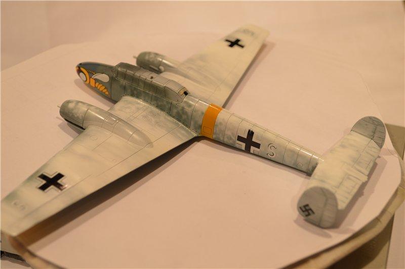 Bf-110 C-4/B (Airfix)  1/72 1c97cf5e264b