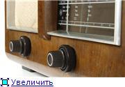 "1941 год. Радиоприемник "" T154"". (Radiotehnika). 790a5a2ceeb9t"