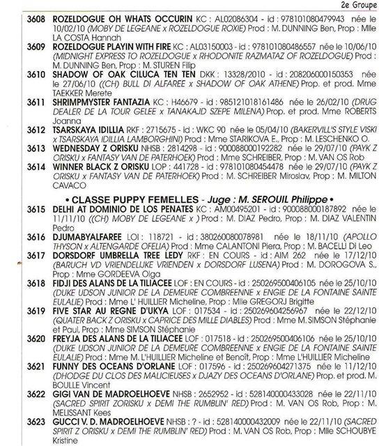 ЧЕМПИОНАТ МИРА И ЧЕМПИОНАТ ФРАНЦИИ 2011 - Страница 2 78b9fd5644e1
