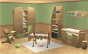 Комнаты для младенцев и тодлеров - Страница 3 0e2831f48815