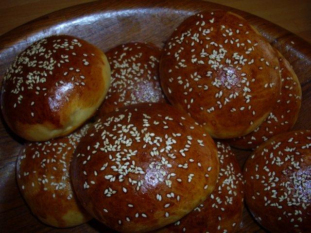 Мароканские сладкие булочки. Cba6912cc6ef