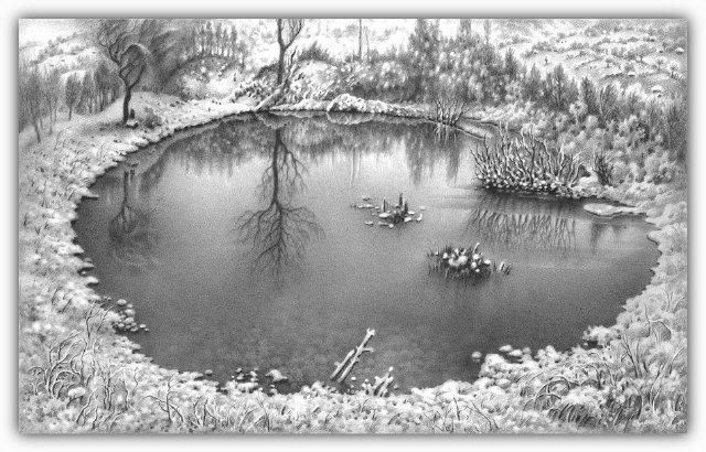 Снег, согревающий душу (Доленджашвили Г.) 9dd44cda020c