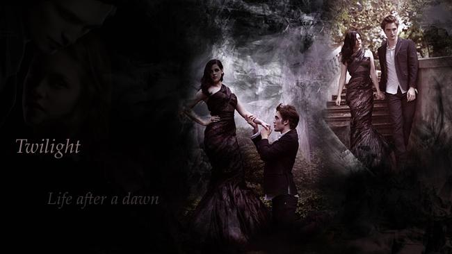 Twilight... Life after a dawn
