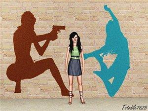 Фотообои, наклейки , граффити - Страница 3 33e7b70540bb