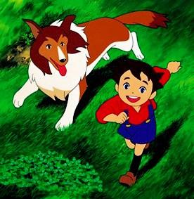 Славный пес Лэсси / Famous Dog Lassie / Meiken Lassie / 名犬ラッシー (1996 г. 26 серий) D9f89ed9dbee